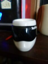 bbc's top gear - stig's helmet egg cup