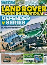 LAND ROVER OWNER INTERNATIONAL MAGAZINE ISSUE AUGUST 2018