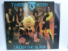 Twisted Sister – LP – Under The Blade - mit OIS / Secret Label
