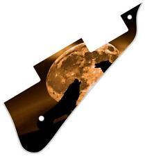 Pickguard Pick Guard Graphical Scratchplate Gibson Les Paul Guitar Mojo Moon