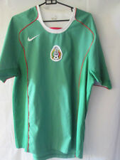 Mexico 2004-2006 Home Football Shirt Size Small  /12928