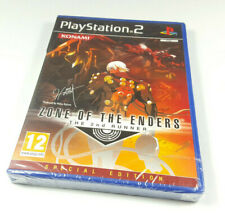 Zone of the Enders 2nd Runne Sony PlayStation 2 PS2 Spiel UK PAL SEALED Brandnew