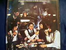 """TWO OF A KIND""~ALAN PRICE & ROB HOEKE~1977~DUTCH ED"