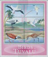 Tuvalu 2000 SG983a Birds sheetlet MNH
