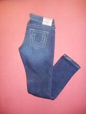 True Religion ROCKSTAR STELLA - Women's Blue Denim Jeans - W26 L30 - B703