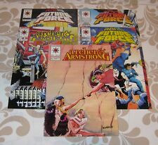 Archer & Armstrong #10,18 w/Ria Future Force#9,10,12 lot of 5 comics, ships4free