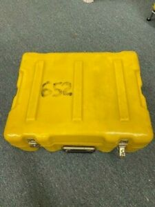 Used Trimble  Case (Trimble Yellow Case 1)