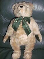 Teddy Hermann UK Bear 1998 mohair 104 of 1000 tilt growler