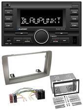 Blaupunkt MP3 USB 2DIN Bluetooth AUX Autoradio für Lancia Musa (2004-2012)