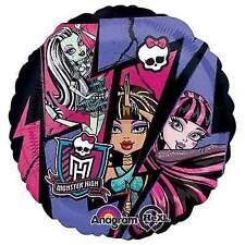 Standard Monster High Foil Balloon S60 Packaged 43 Cm