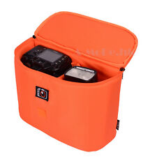 Waterproof camera bag Compact Cases insert for backpack gopro canon Nikon