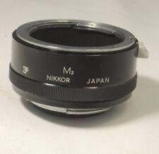 Nikkor F M2 Mount macro extension tube genuine 5227056