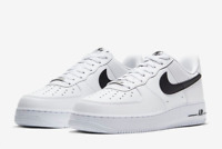 Nike Air Force 1 Low '07 AN20 Men's Sneakers White Leather Shoes CJ0952-100