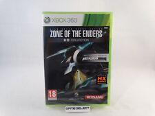 ZONE OF THE ENDERS HD COLLECTION ZOE MICROSOFT XBOX360 PAL ITA NUOVO SIGILLATO
