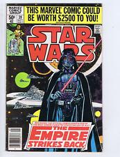 Star Wars #39 Marvel 1980