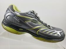 Skechers Shape Up Toners Grey Green Lace Up Athletic Trainers Shoes Womens 7.5M
