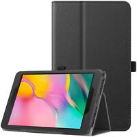 For Samsung Galaxy Tab A 8.0 (2019) Case Leather Folio Stand Cover  (T290)