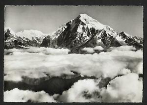 NEPAL DHAULAGIRI EXPEDITION PPC COVER SIGNED 1960