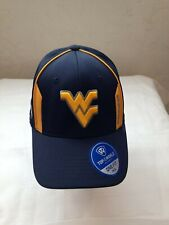 the best attitude 8f41c d175c West Virginia Mountaineers Top of the World Kayo Stretch fit hat M L Navy