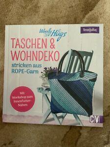 Strickbuch Woolly Hugs Taschen & Wohndeko