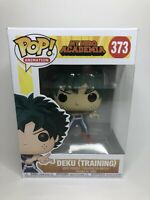 Funko Pop! Animation: My Hero Academia - Deku (Training) Vinyl Figure