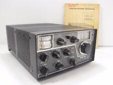 Drake TR-4 Tube Transceiver for 4-Series Vintage Ham Radio SN 12016