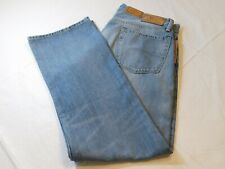 Polo Ralph Lauren Jeans The Bootcut Warp Stretch 33 X 32 Blue Jeans 963001 NWT