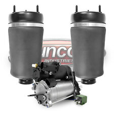 2008-2010 Mercedes ML550 Front Airmatic Air Springs Pair & Compressor Kit W164