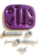 Nuts Screws DIY Silicone Mould Sugarcraft Cake Decorate Icing Fondant Chocolate