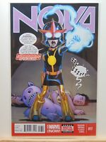 Nova #17 017 Marvel Comics vf/nm CB2484