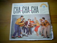 PEPE LUIS AND HIS ORCHESTRA Cha cha cha US LP HARMONY