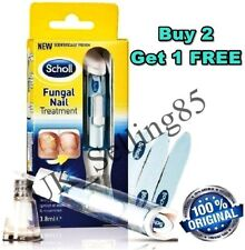 Buy 2 Get 1 FREE!! SCHOLL FUNGAL NAIL TREATMENT Anti-Nail Fungus 99.9% Effective