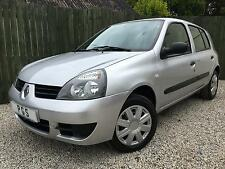 """2008/57 RENAULT CLIO 1.2 8V CAMPUS 5 DOOR """"ONLY 60K"""" LAST OF THIS SHAPE"""