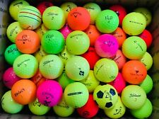 100 Color AAA/AA Golf Balls (Assorted Brands) #3