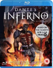 Dante's Inferno - An Animated Epic Blu-ray NEW