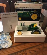 The Model 4020 Diesel Tractor Precision Classics 3