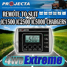 PROJECTA  REMOTE ICREMOTE TO SUIT IC1500 IC2500 IC5000 IC2500W BATTERY CHARGERS
