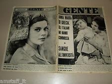 GENTE 1966/19=STEFANIA CAREDDU=RENAUTL 16=RONCOBELLO=PAT PAULSEN=RAFFAELE PISU=