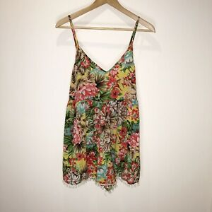 MIKA AND GALA Size 6 Multicoloured Playsuit