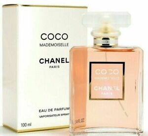 Chanel Coco Mademoiselle Eau De Parfum 100ML / 3.4OZ New