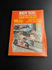 Indy 500 Atari 2600 EXMT condition COMPLETE n box!