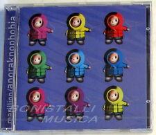 MARILLION - ANORAKNOPHOBIA - CD Sigillato