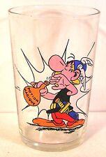 """verre astérix 1968-1 """" astérix boit de la potion magique"""