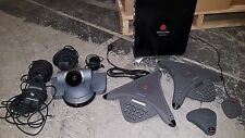 Genuine Polycom HDX Video Conference System