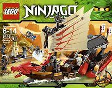 Lego Ninjago Destiny´s Bounty 9446 (ohne OBA u. ohne Box)