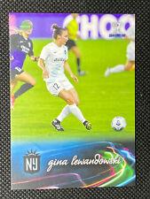 2021 Parkside NWSL Soccer Gina Lewandowski Bext XI Challenge Cup Set Card #3