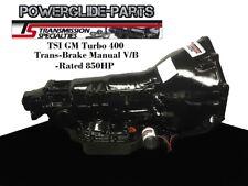 TSI TH-400 Full Manual Transmission Reverse W/ Trans Brake Chevy Turbo 400  T400