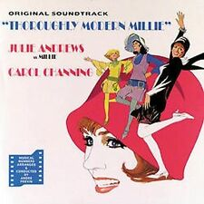 NEW Thoroughly Modern Millie (1967 Film Soundtrack) (Audio CD)