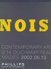 Phillps Contemporary Art TWO AUCTION CATALOGS '2002'