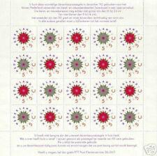 Nederland/Netherlands v1542-1543 kerst 1992 postfris/MNH